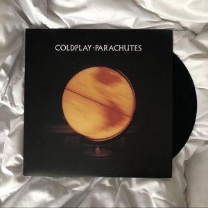 COLDPLAY PARACHUTES ALBUM LP VINYL